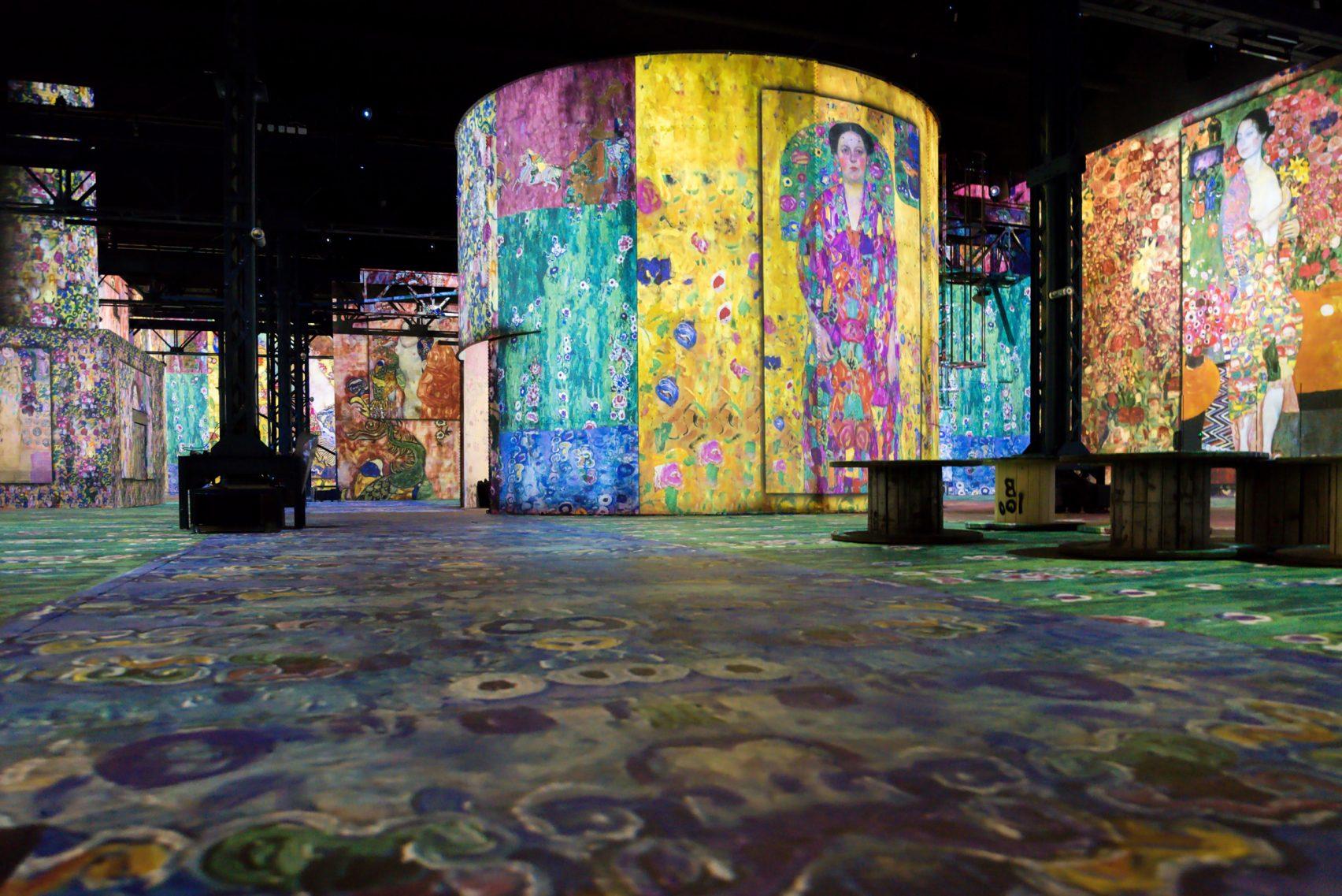 L'Atelier des Lumières: une révolution scénographique 2.0 ?