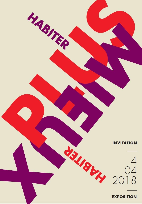 Habiter Plus Habiter Mieux la nouvelle exposition du Pavillon de l'Arsenal