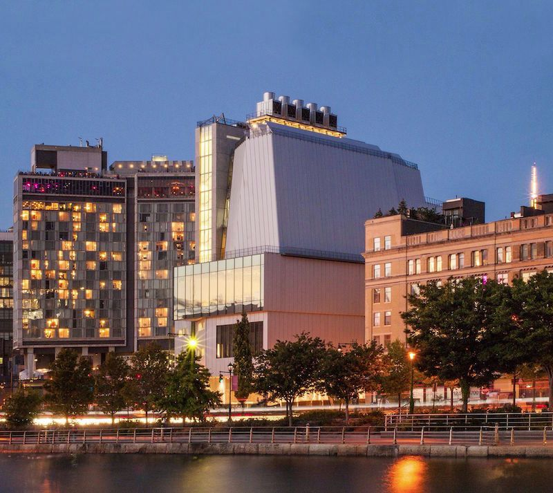 La mutation du Whitney Museum
