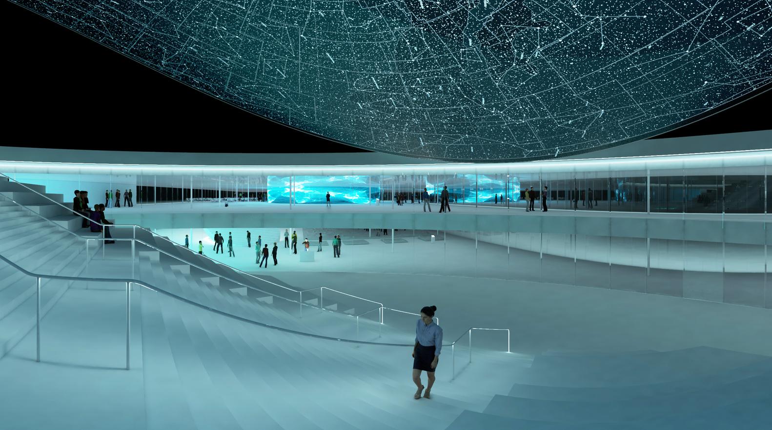 SMAR Architecture Studio lauréat du concours de design «Science Island»
