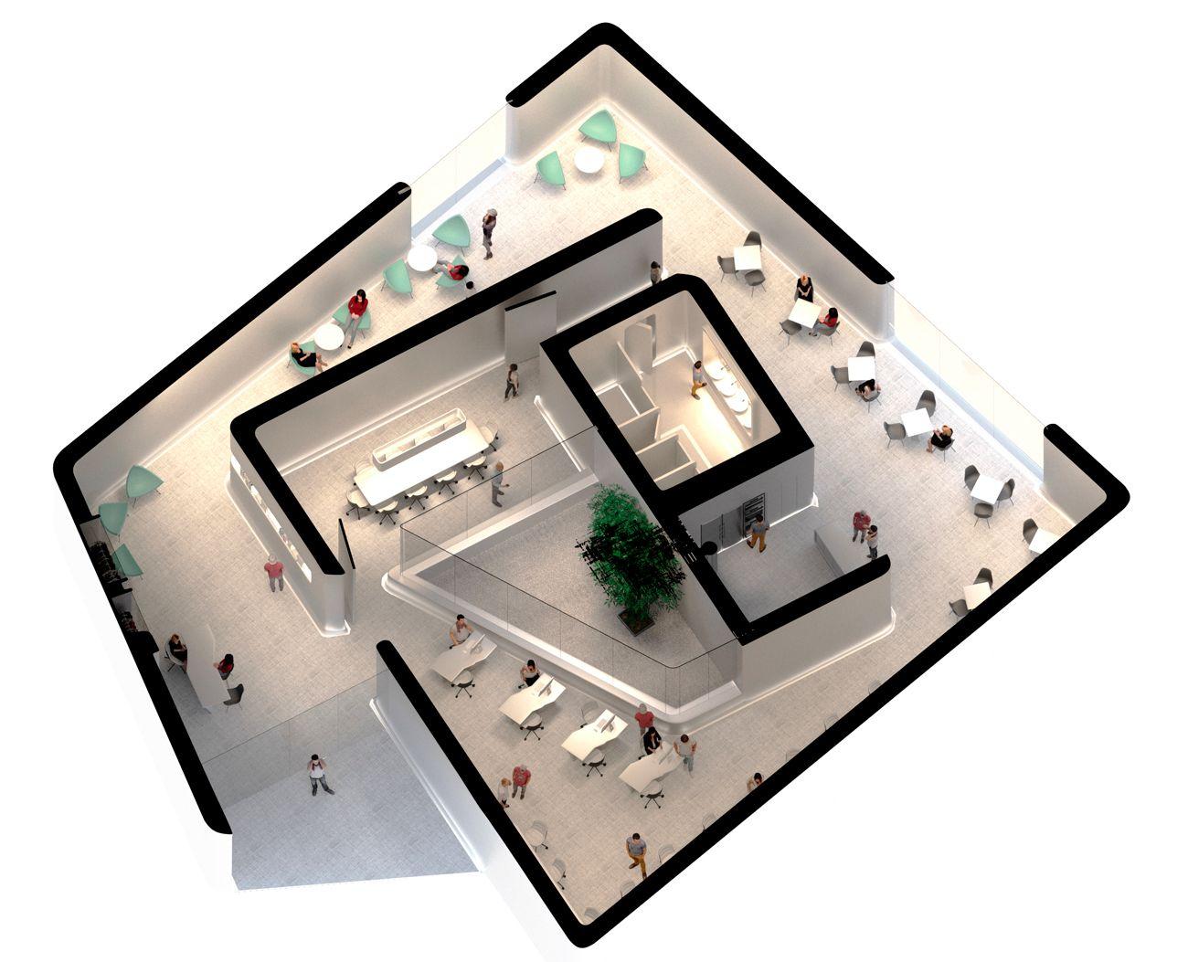Porcelanosa : Xe prix d'architecture et de décoration d'intérieur