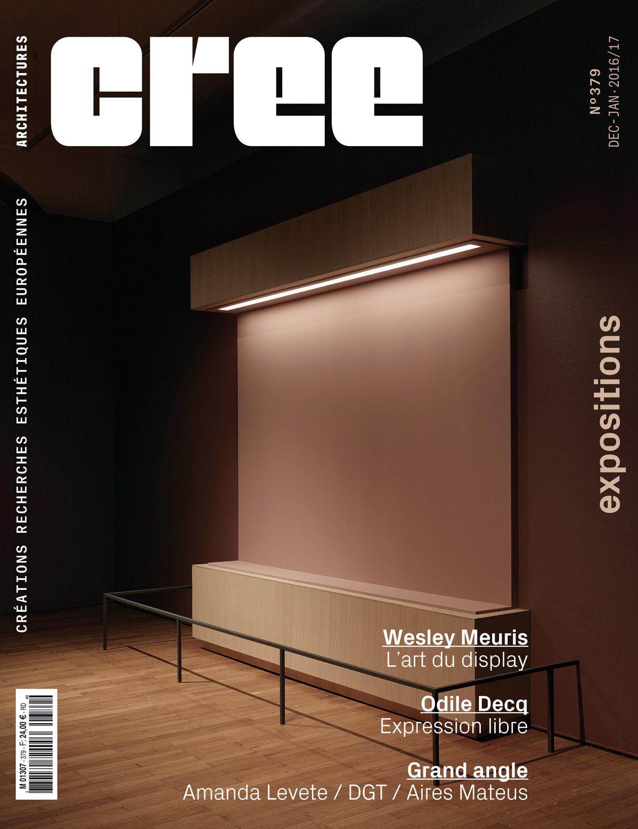 Architectures CREE 379