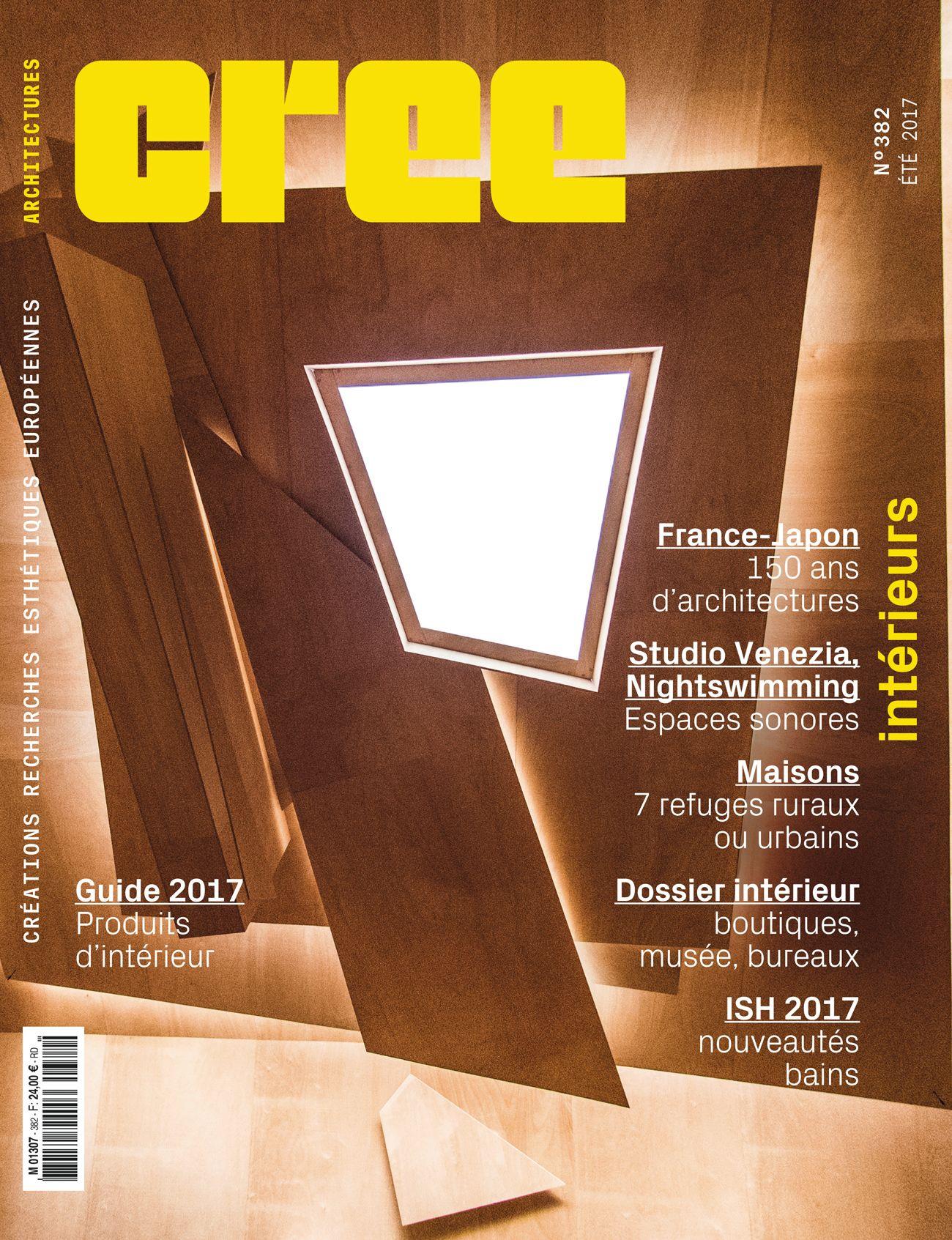 Architectures CREE 382