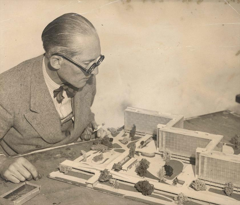 Le Corbusier, un architecte, mais pas que !
