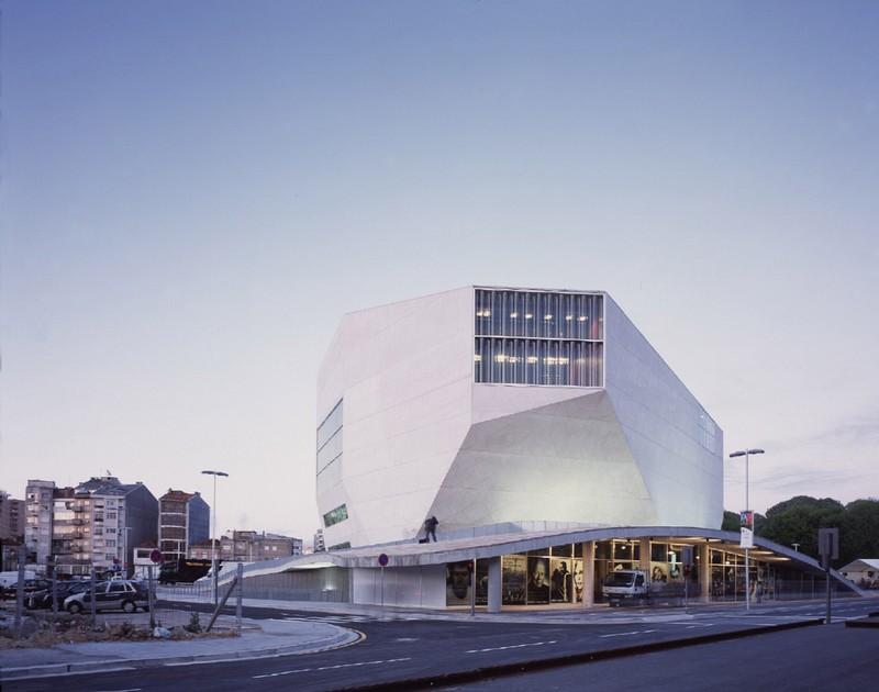 La Casa de Música à Porto, signée OMA & Rem Koolhaas