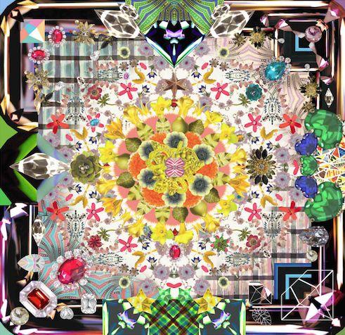 Jewels Garden : une collaboration Lacroix et Moooi