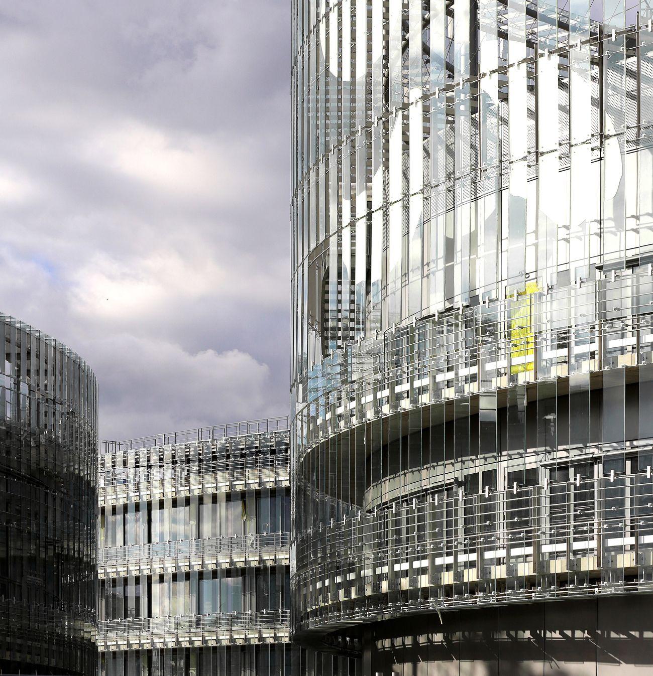 Centre de recherche EDF à Saclay: éléments remarquables