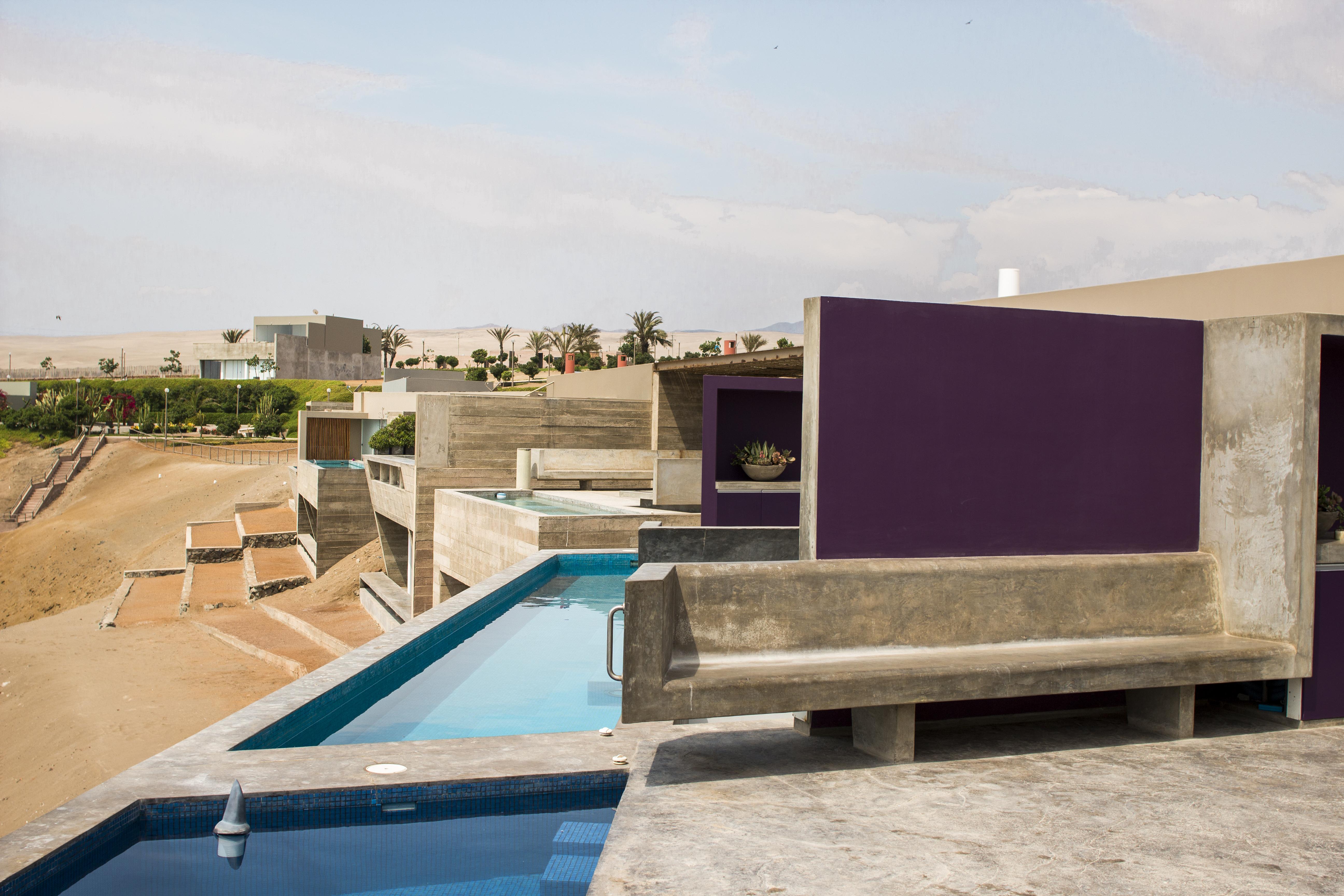 Trois maisons au Pérou, par Barclay & Crousse architectes