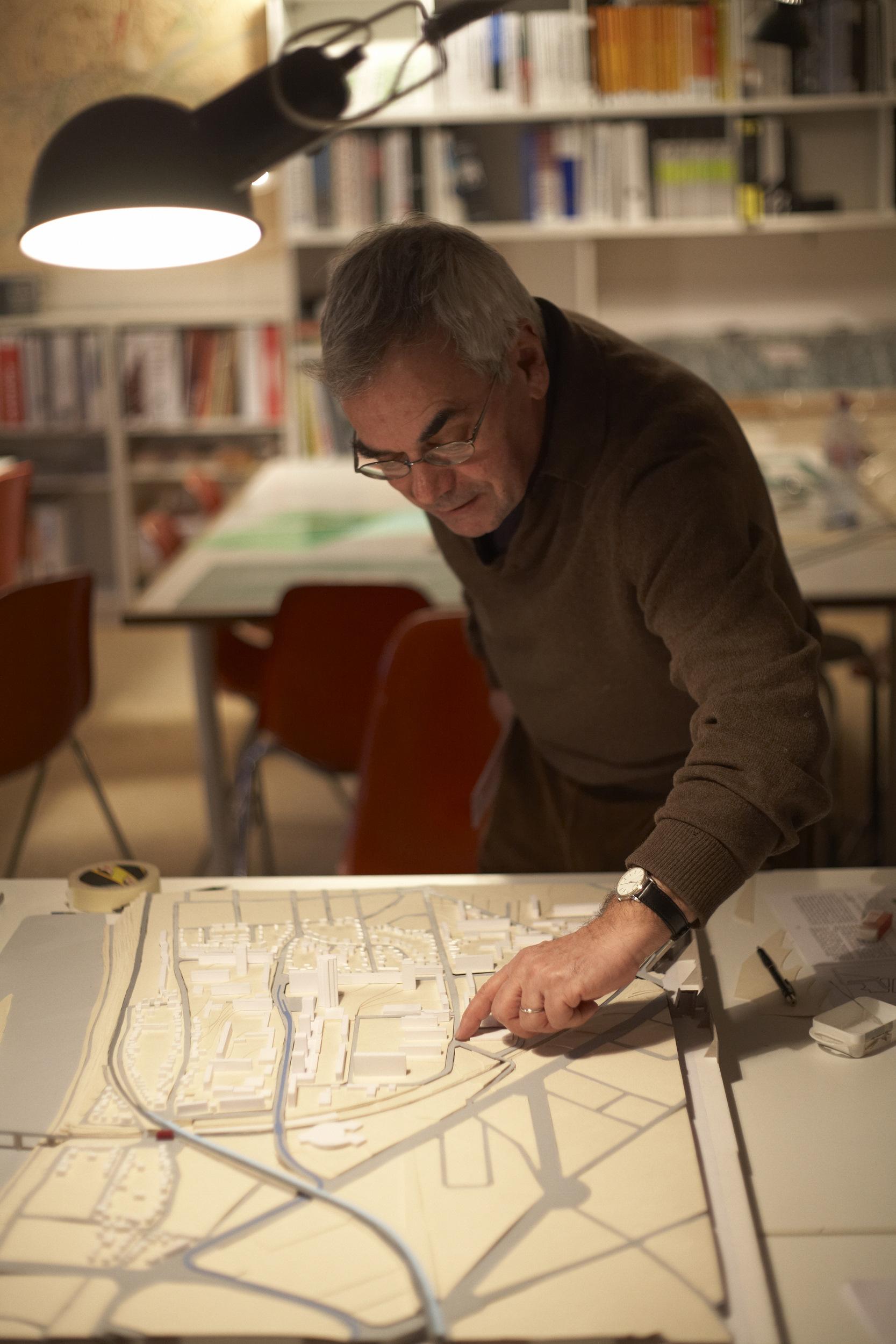 Disparition de Jean-Claude Garcias, critique d'architecture et associé de l'agence TGTFP