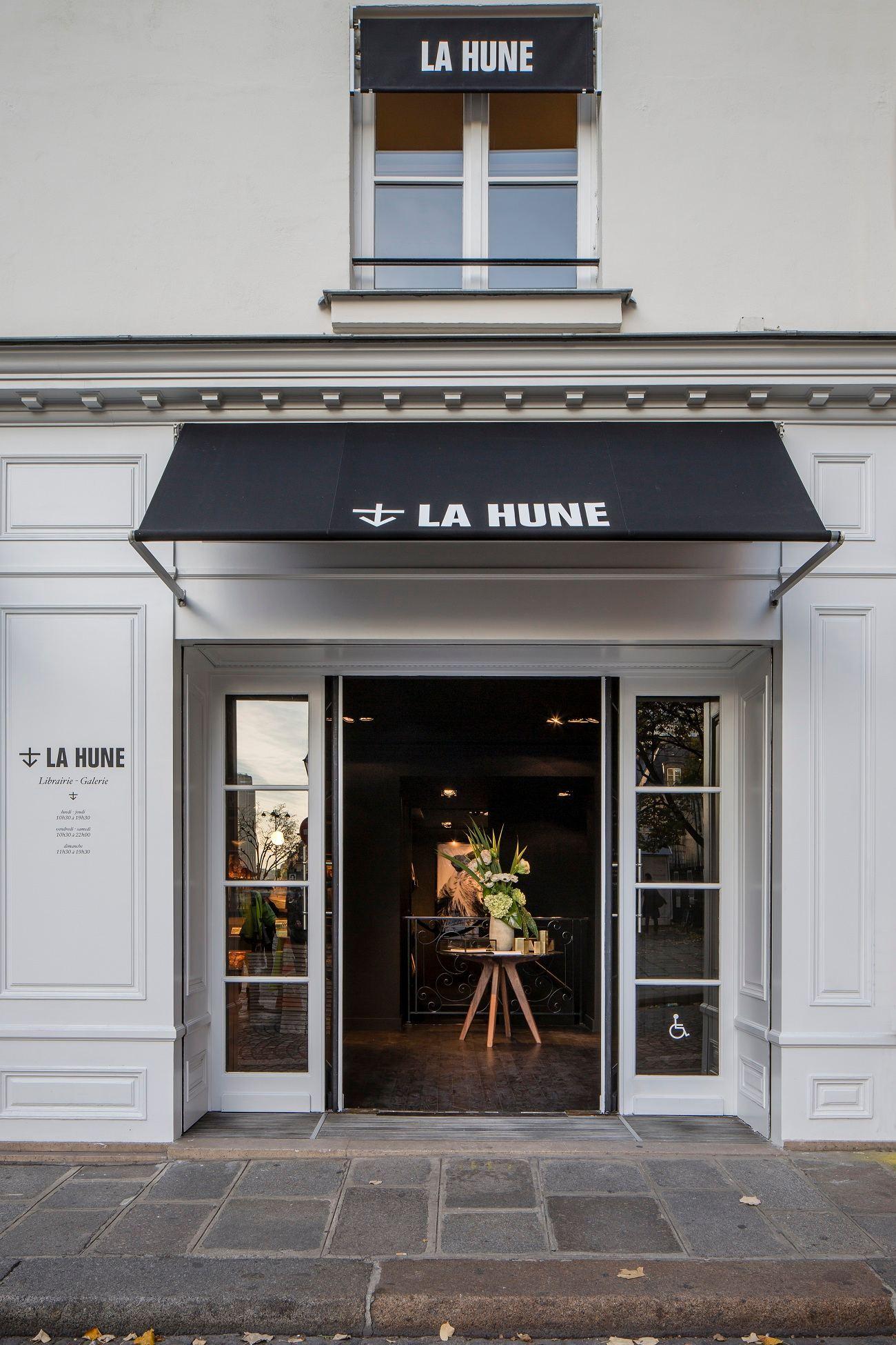 La Hune ou le concept de Librairie – Galerie