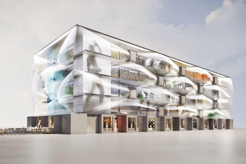 Philippe Starck, le nuage et l'architecture