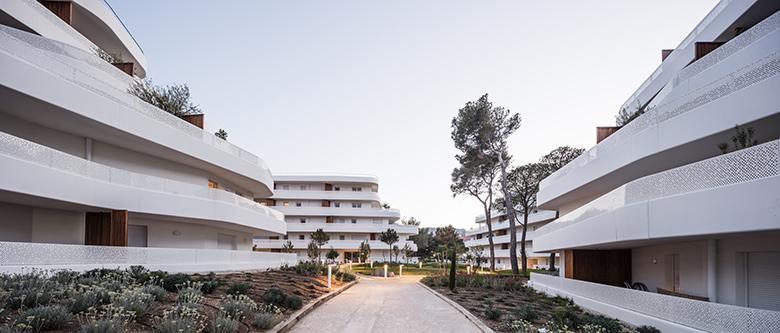 La Crique de Jean Baptiste Pietri : Inauguration de 145 logements à Marseille