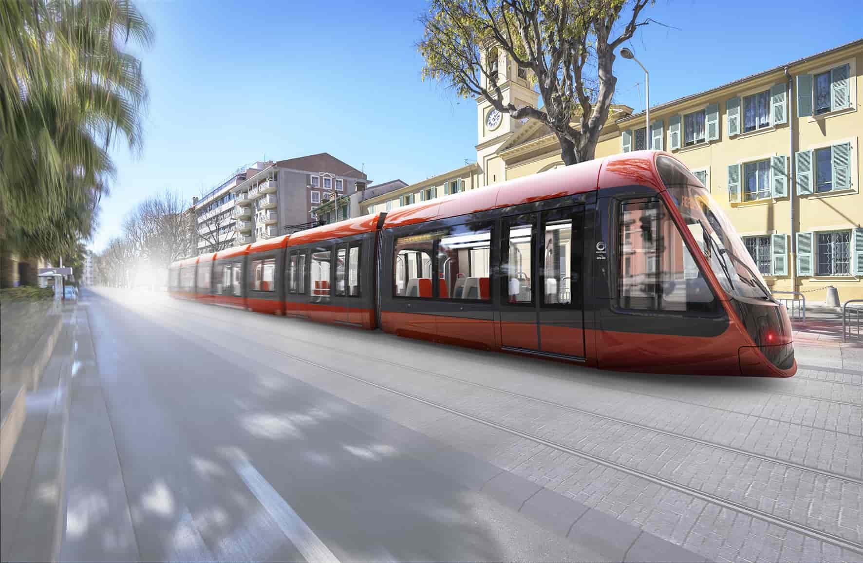 Ora Ito signe le design d'un tramway à Nice