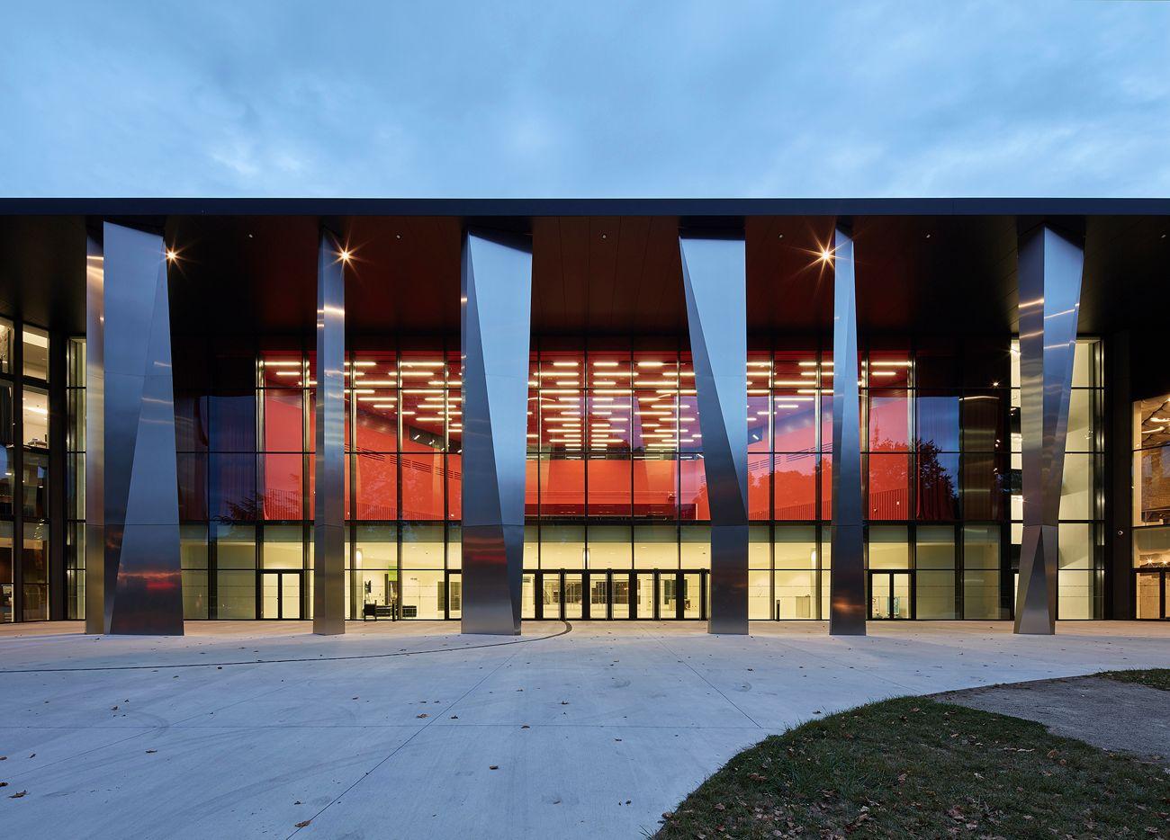 Rénovation et extension du Palais de la Musique et des Congrès de Strasbourg