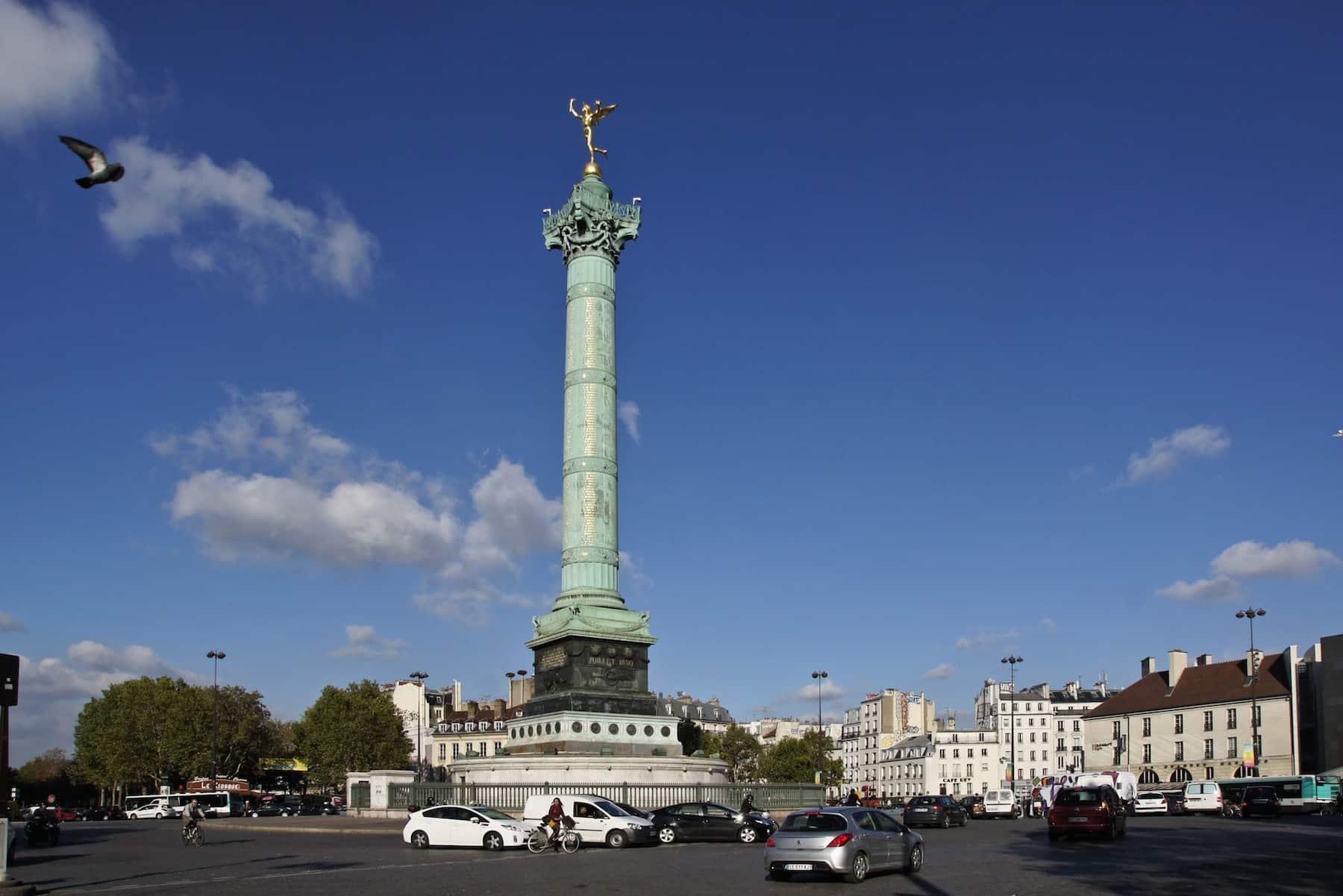 Sept places seront réaménagées à Paris d'ici 2020