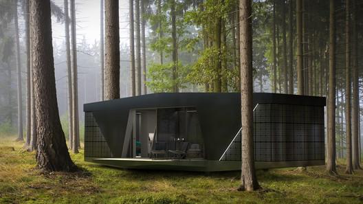 IO Houses : The Space, un habitat pour ceux qui aiment la nature et la technologie