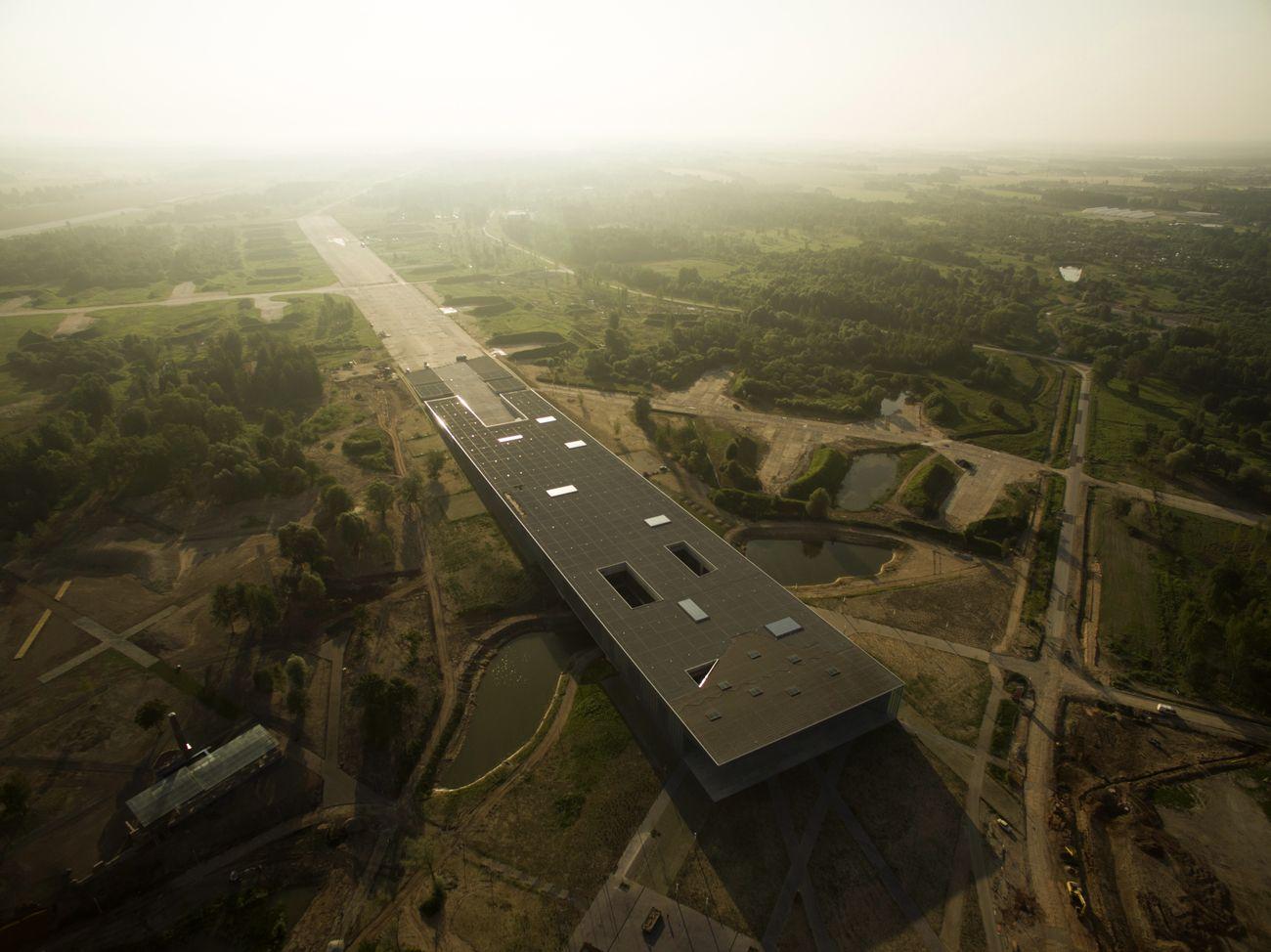 L'envolée du musée national estonien par DGT