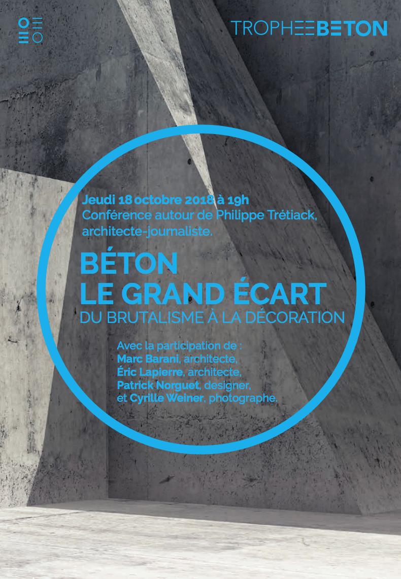 Deuxième édition pour le Trophée Béton Pro !