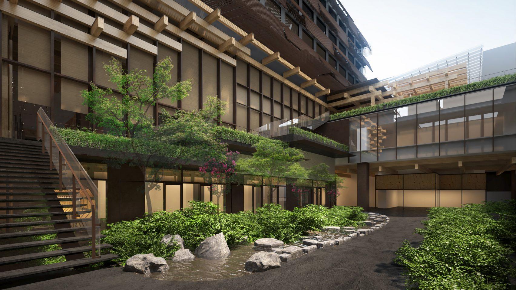 Ace Hotel fait appel à Kengo Kuma pour concevoir son premier établissement japonais