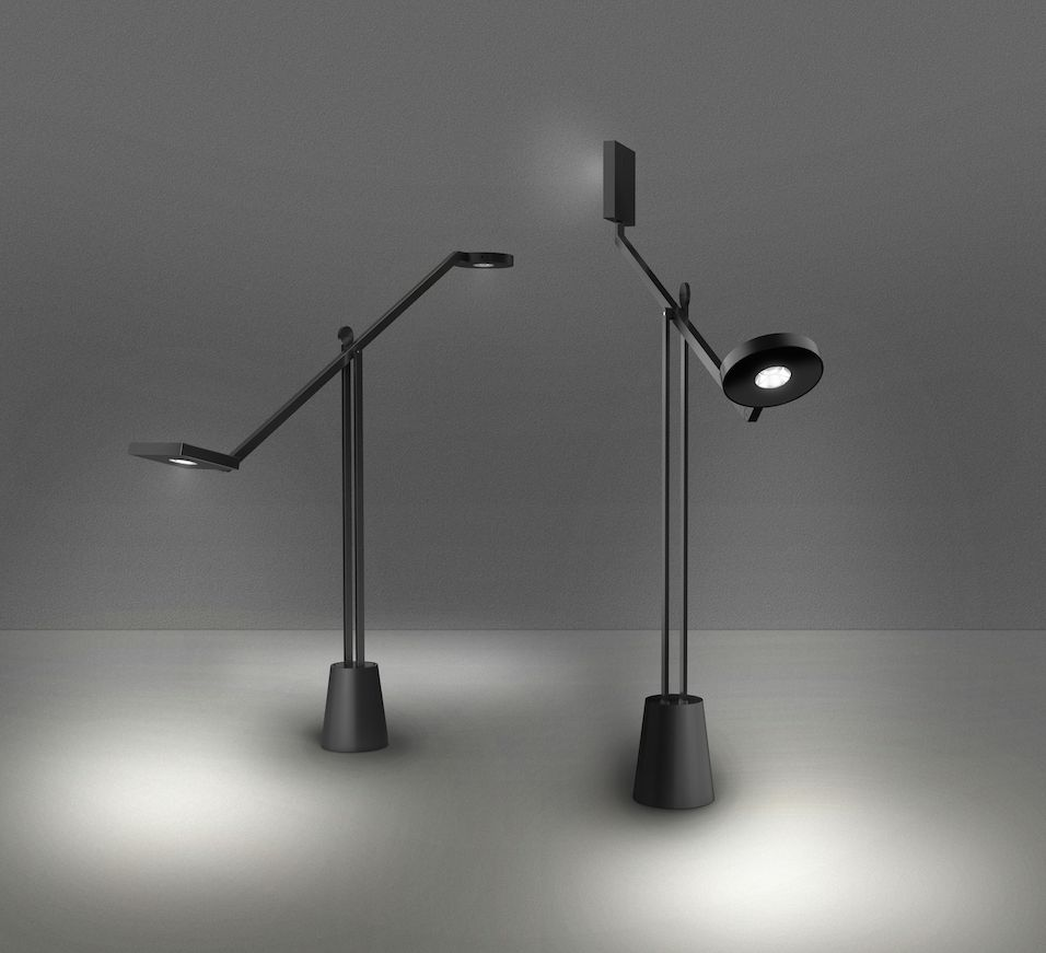 Artemide : la lampe Equilibrist récompensée