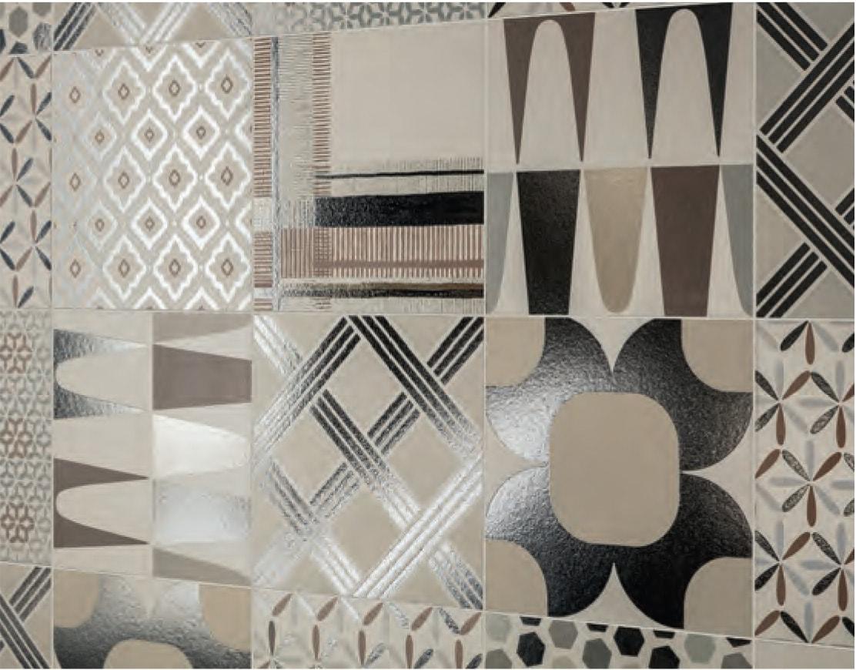Be-square : les carreaux carrés déco de chez Emilceramica