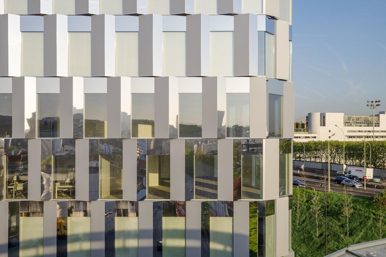 Brenac & Gonzalez : des façades à l'effet cinétique 3/3