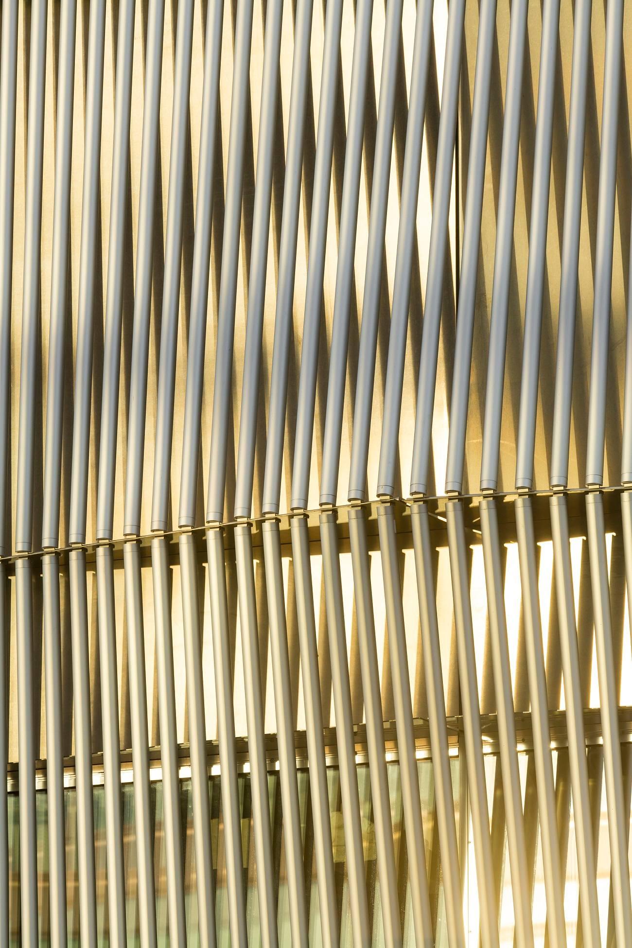 Brenac & Gonzalez : des façades à l'effet cinétique 2/3