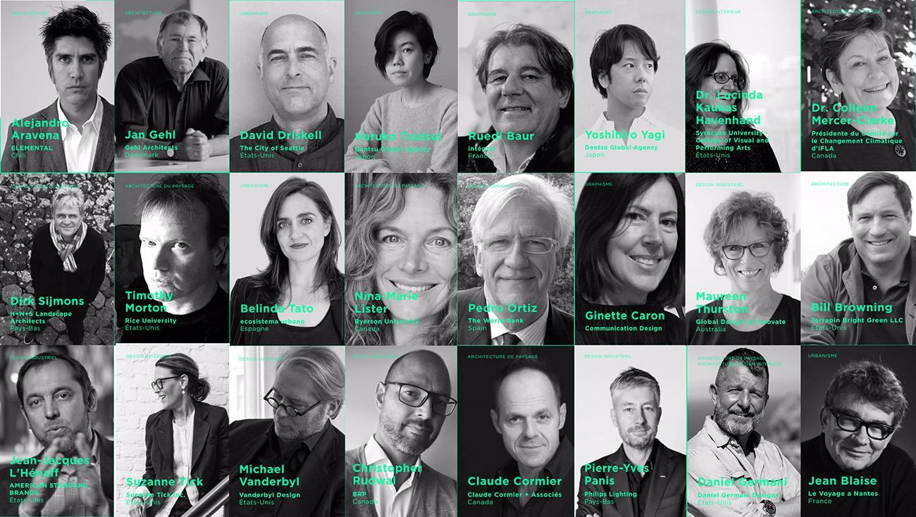 Le sommet mondial du design de Montréal: le congrès