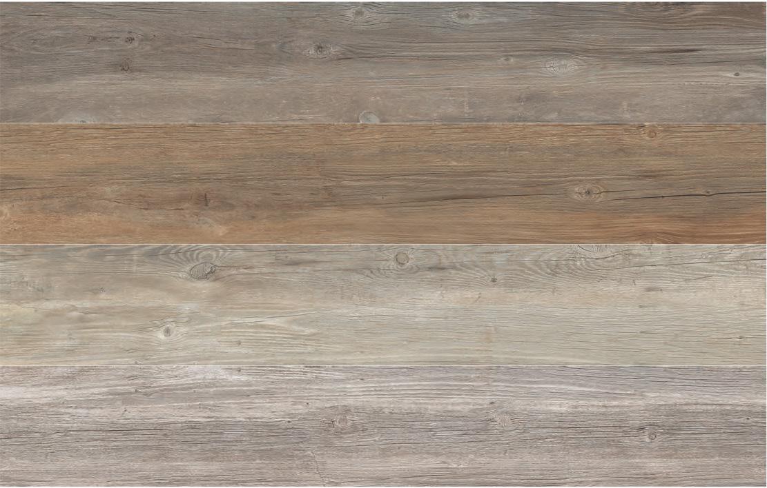 Country Wood : le carreau de céramique imitation bois