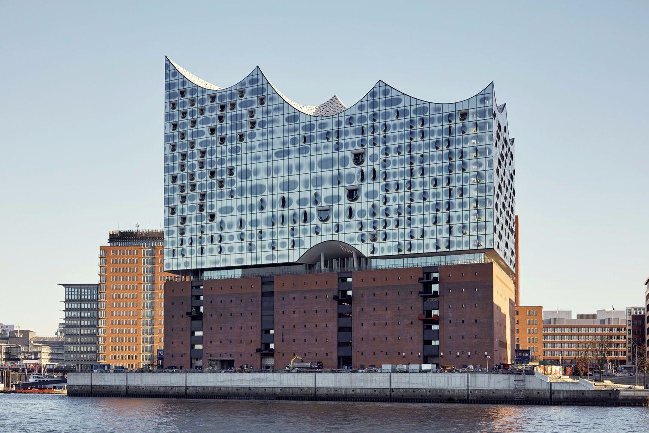 La philharmonie d'Hambourg enfin inaugurée