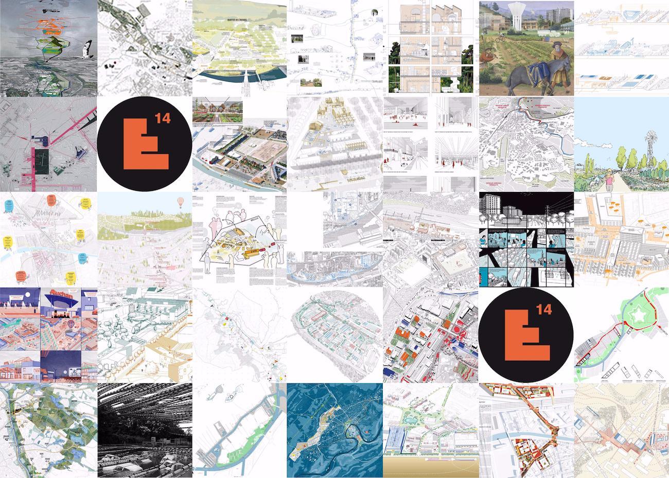 Les lauréats d'Europan 14imaginent des villes productives 3/3