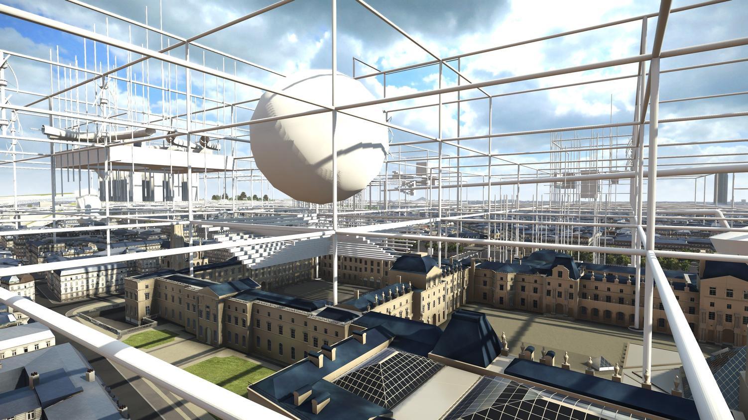 City Building: le «gameplay» à l'épreuve du projet
