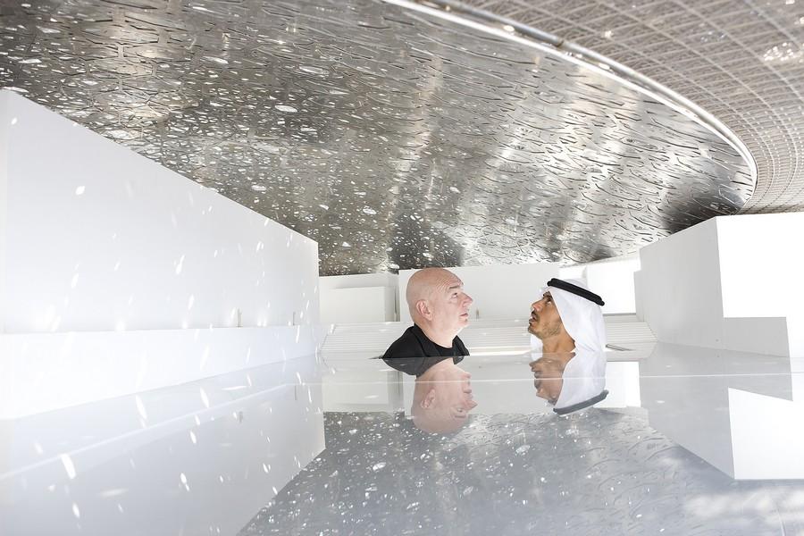 Jean Nouvel: L'architecture, c'est dehors et dedans