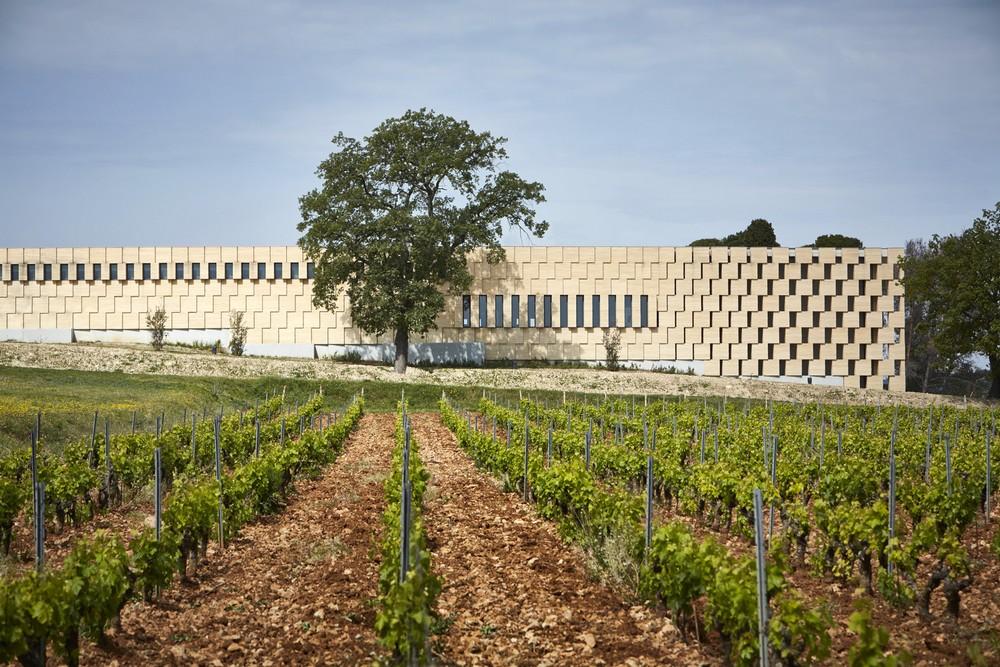 Une architecture au coeur des vignes, signée Carl Fredrik Svenstedt Architect