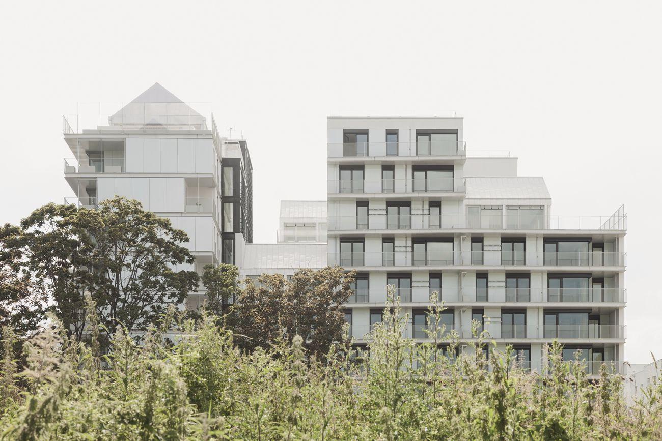 Pari(s) 2072 : Naud & Poux applique sa théorie «durable» boulevard Davout