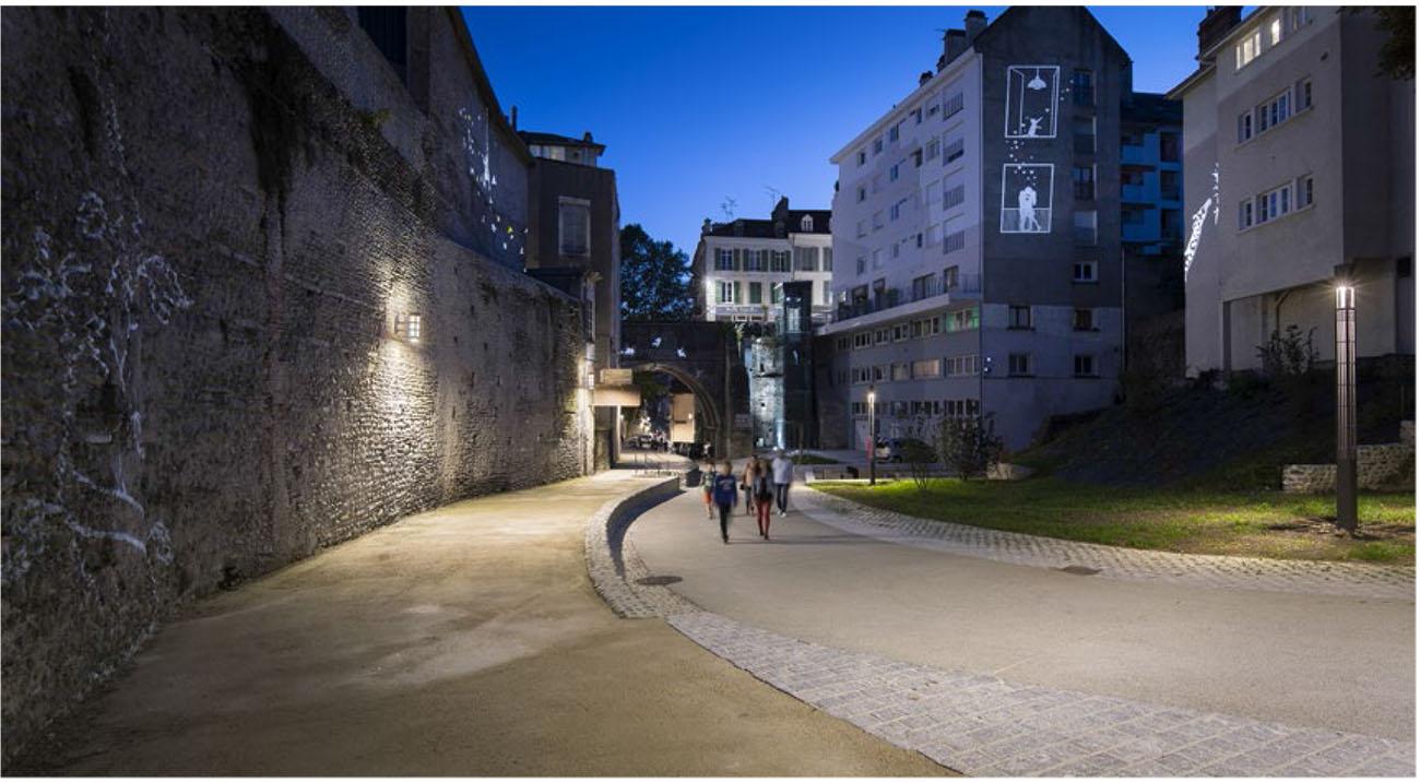 Eclairage urbain: Olivio Gobo chez SELUX