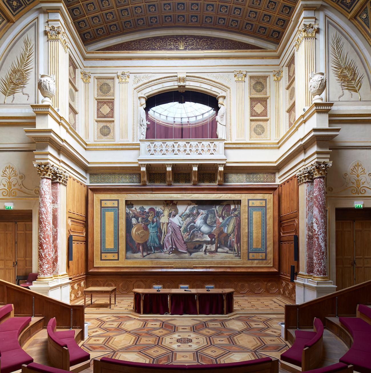 L'école des Beaux-Arts de Paris reprend ses fonctions muséographiques.