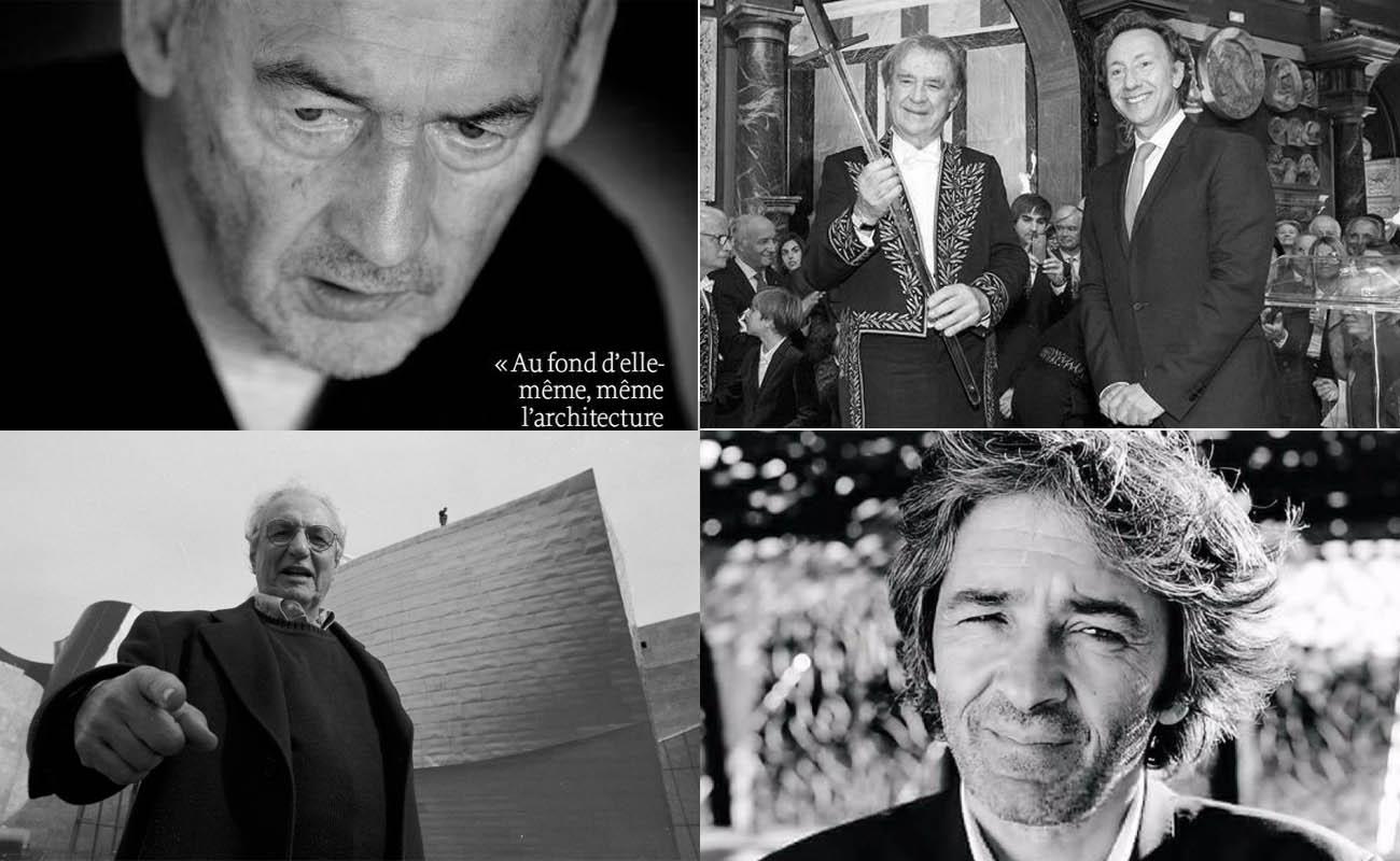 Rudy, Frank, Rem, Santiago et les autres : paroles d'architectes – la revue de presse du 30 octobre 2017