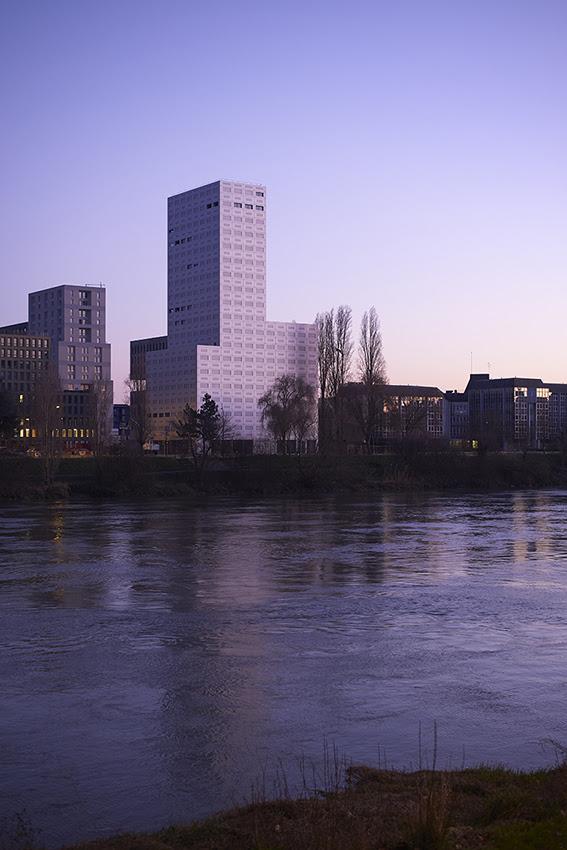 La tour 360° View de Nantes a été livrée