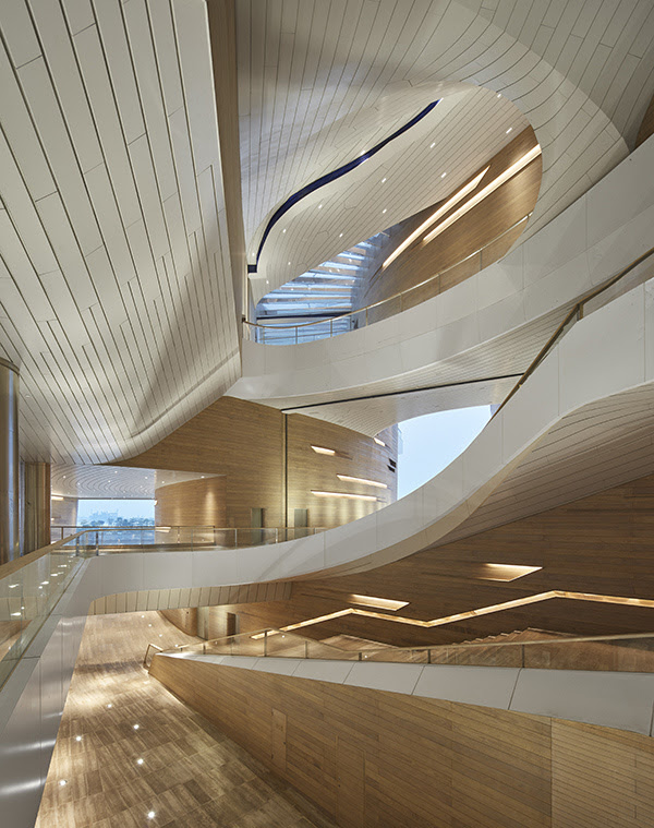 UNStudio Asia dévoile son plus récent projet achevé en Chine: le Keppel Cove Marina & le Clubhouse à Zhongshan