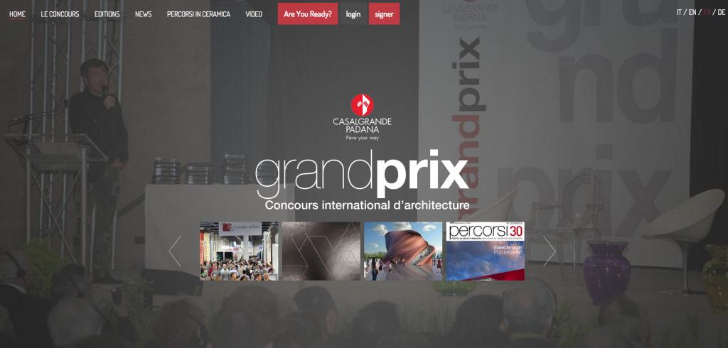 Grand Prix site