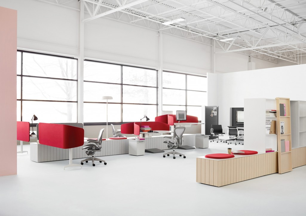 Living Office - Locale ©Herman Miller