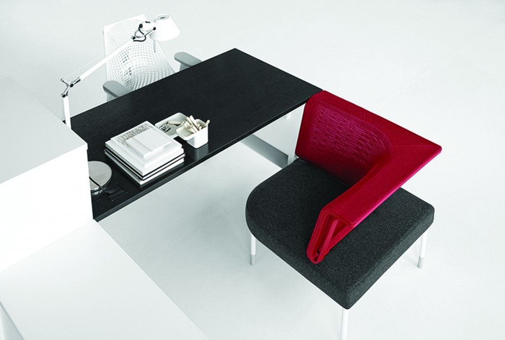 Living Office - Public Office Landscape ©Herman Miller