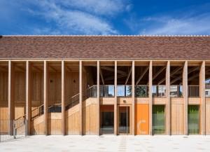 Construction d'une maison de santé à Vézelay (89)
