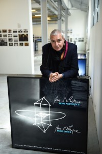Dominique Perrault © The Japan Art Association