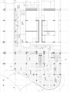 Emporium Floor Plan second floor