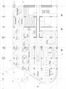 Emporium Floor plan ground floor