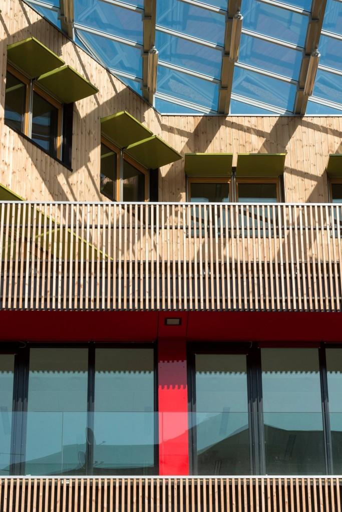 facade ouest MVAC