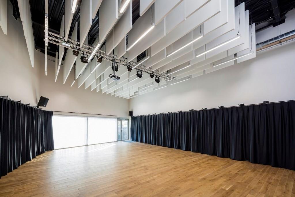wonk salle de danse