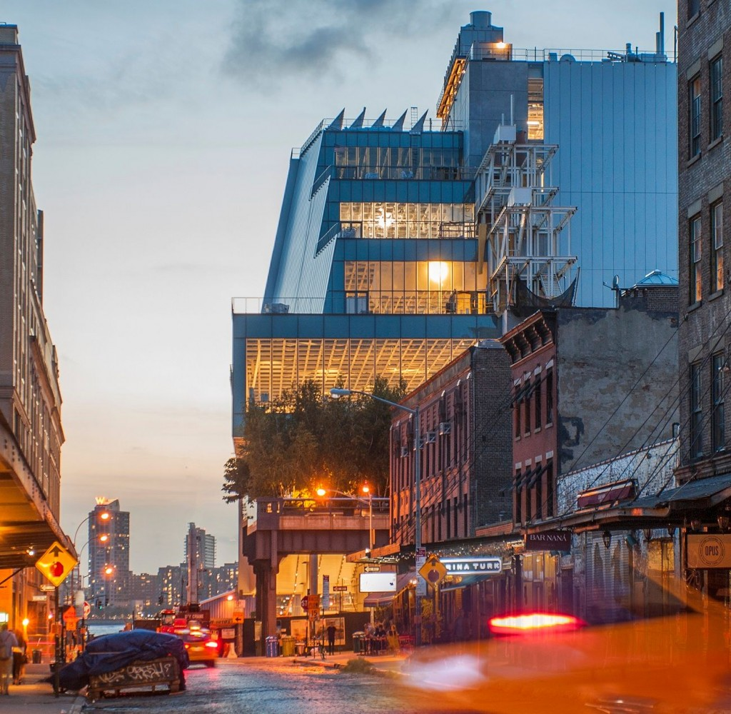 6 - Whitney museum à New York